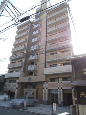 【外観】ルイシャトレ六角高倉