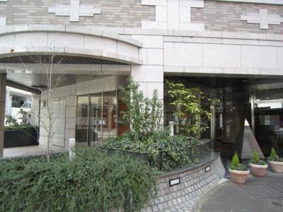 【エントランス】藤和三条高倉ホームズ