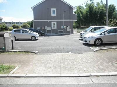 【駐車場】プリマヴェラ