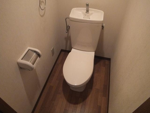 ヴェルジェ旭ヶ丘 トイレ