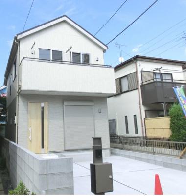 【外観】新築高級貸家
