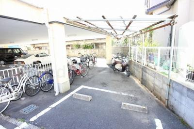 シャルマンコーポ 駐輪場