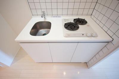 クリエ平尾(1K) キッチン