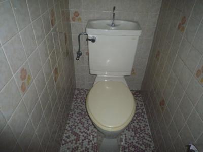【トイレ】大久保町3丁目貸家