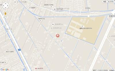 【地図】アピラⅡ