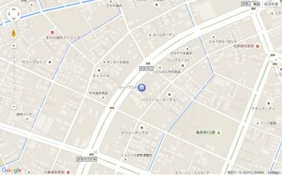 【地図】ヴィーブライト