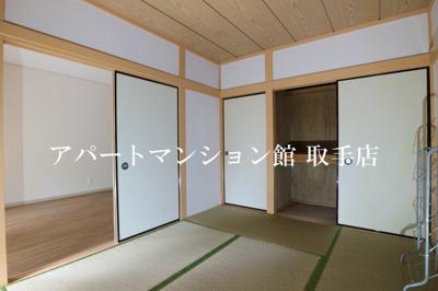 【寝室】アーバンハイツ米ノ井