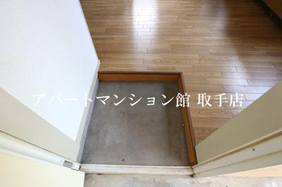 【玄関】アーバンハイツ米ノ井