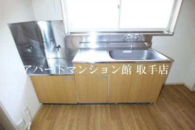 【キッチン】アーバンハイツ米ノ井