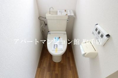 【トイレ】アーバンハイツ米ノ井