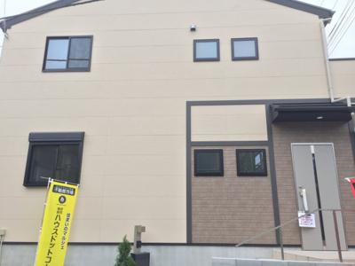 【外観】さいたま市見沼区東大宮6丁目/新築分譲住宅