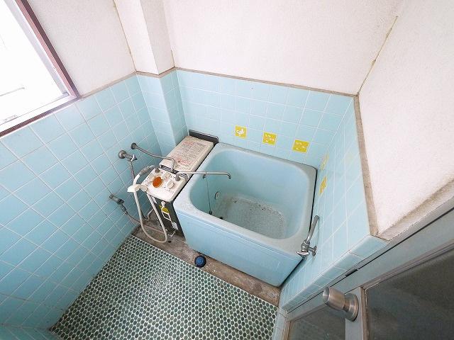 【浴室】荒井店舗付住宅(神殿町)