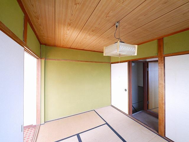 【和室】荒井店舗付住宅(神殿町)