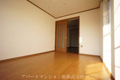 【洋室】ガーデン・スクエアA