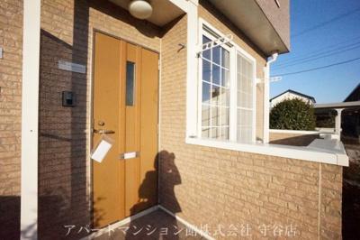 【玄関】ガーデン・スクエアA