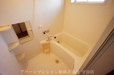 【浴室】ガーデン・スクエアA