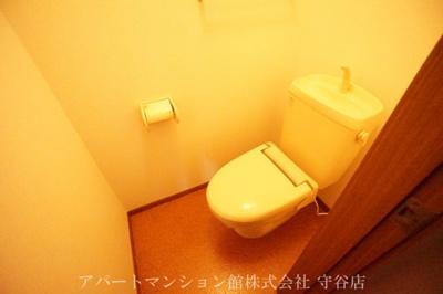 【トイレ】ガーデン・スクエアA