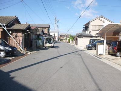 【前面道路含む現地写真】北浜町