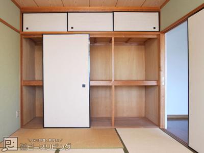 【収納】八重川コーポ3