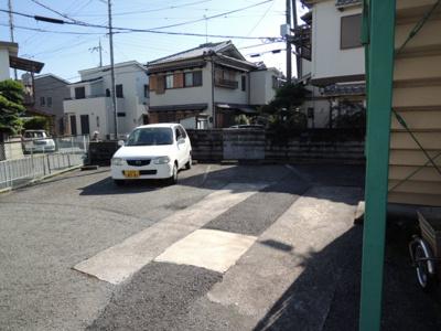 【エントランス】レジデンス西田 株式会社Roots