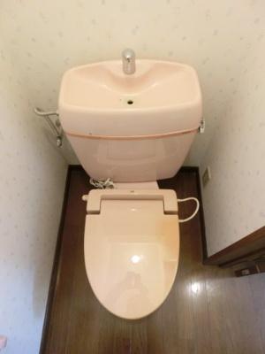 【トイレ】エトワール御屋敷