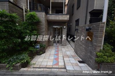 【エントランス】センチュリーハウス