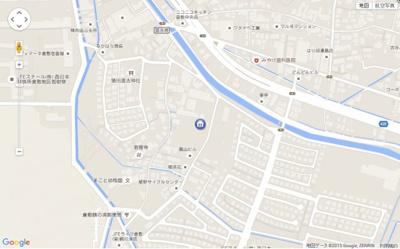 【地図】ブラウンキャッスル