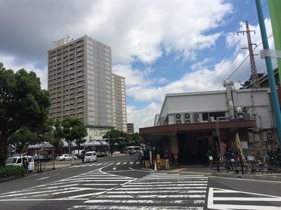 【周辺】藤橋マンション