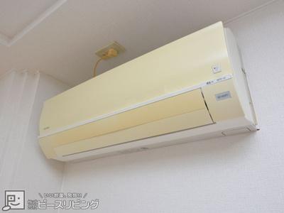 エアコン(リビング)※同間取り別室の写真です。