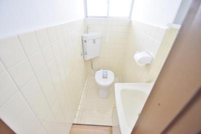 【トイレ】大清リバーサイドハイツ