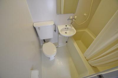 【浴室】ハイツエイト