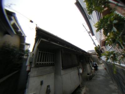 【外観】東香里元町10-15平屋