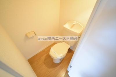 【トイレ】レオパレス千ーSEN-Ⅲ