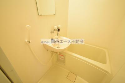 【浴室】レオパレス千ーSEN-Ⅲ