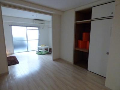 【洋室】山崎第7マンション