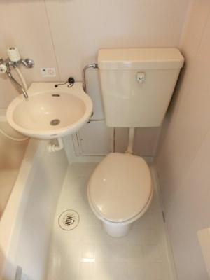 【トイレ】平成マンンション