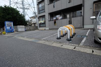 【駐車場】大久良ハイツ