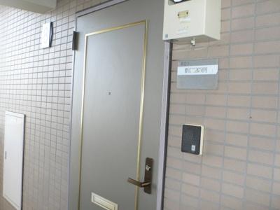 【玄関】サンポエジー行田
