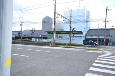 阪堺線「神明町」駅