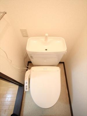 【トイレ】高砂ハイツ