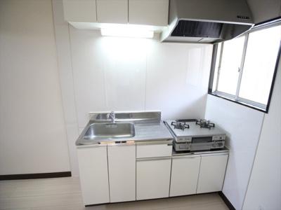 【キッチン】高砂ハイツ