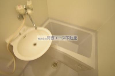 【浴室】レオパレス桜通り