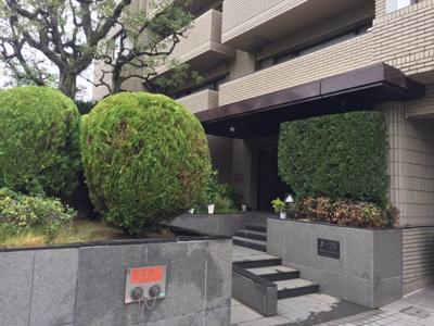 【エントランス】芦屋ガーデン