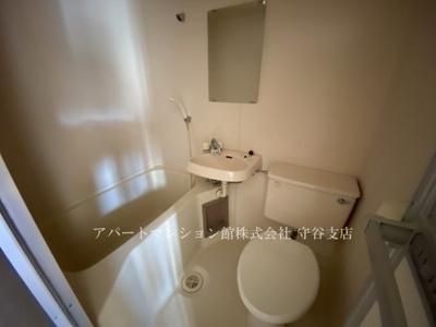 【浴室】ラフォーレナミキ