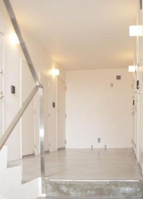 ディアコートの共用廊下