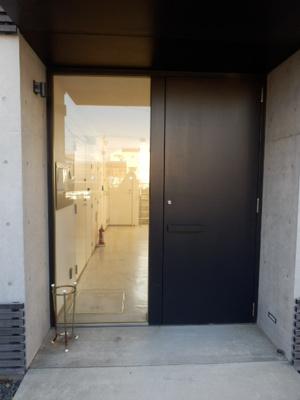 ディアコートの共用玄関