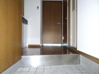 【玄関】パストラルマンションMⅢ