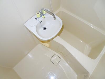 【浴室】パストラルマンションMⅢ