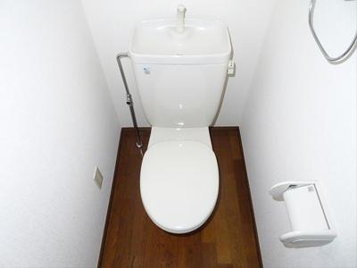 【トイレ】パストラルマンションMⅢ