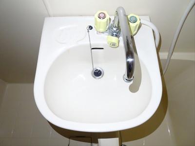【洗面所】パストラルマンションMⅢ